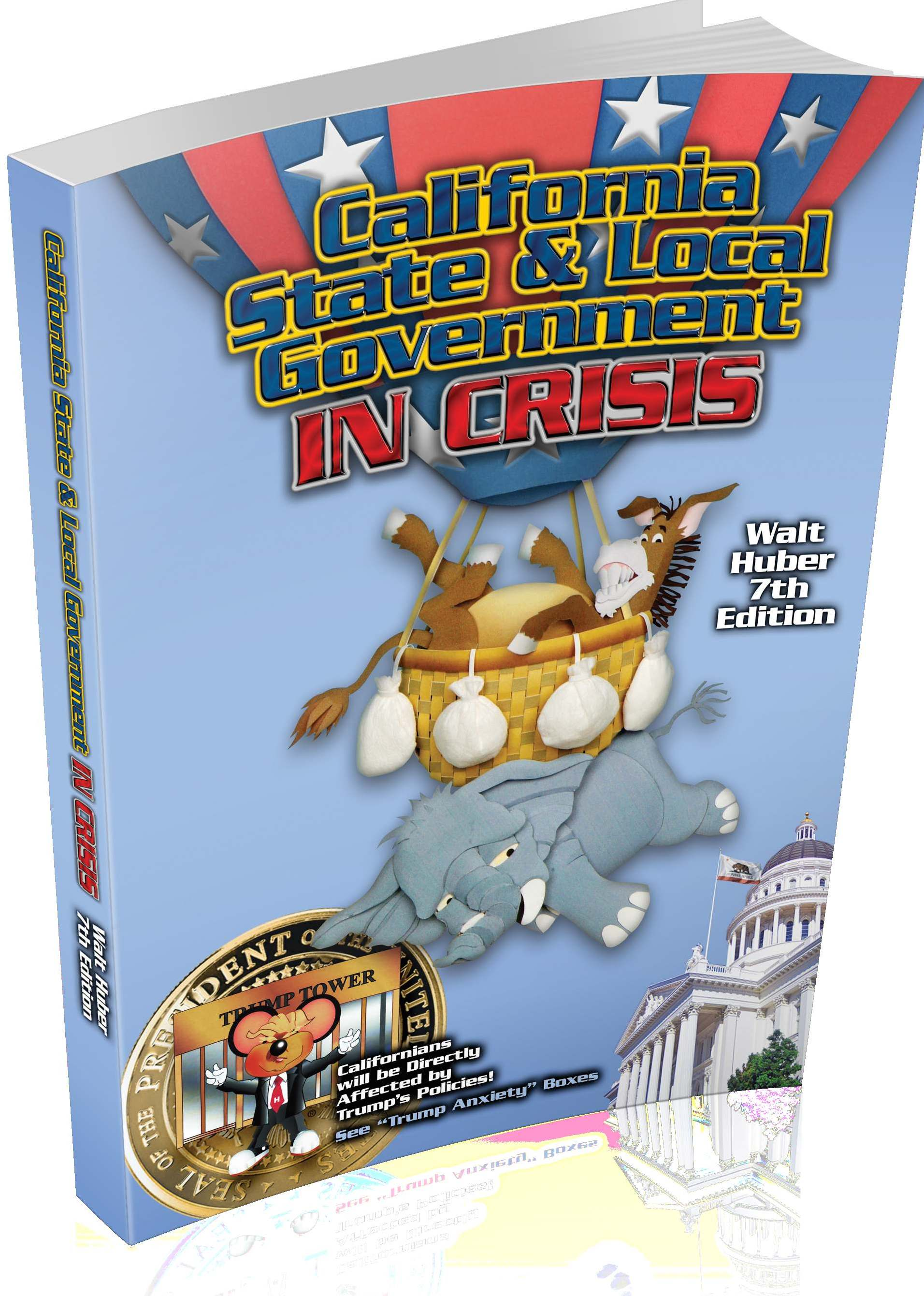 california in crisis 7th edition walt huber educational textbook company